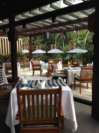 The Samaya Bali Ubud : Swept Away restaurant
