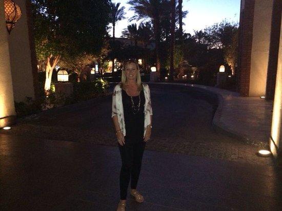 The Grand Hotel Sharm El Sheikh: Time to leave boo hoo