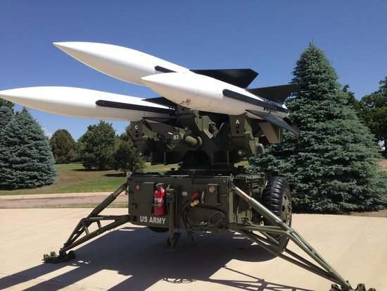 Peterson Air & Space Museum: Missiles