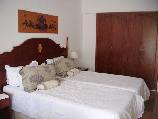 Quintinha São João : our beds