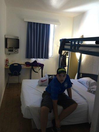 Hotel ibis budget Rio de Janeiro Centro: View of the beds