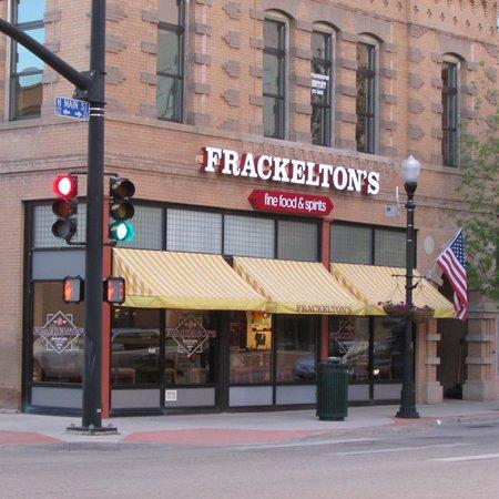 Frackelton's: Shackelton's Fine Food and Spirits
