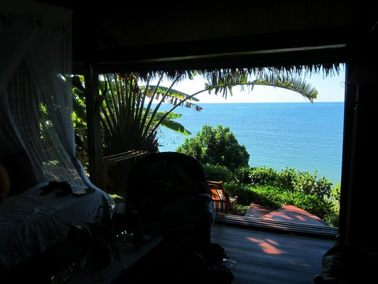 Manga Soa Lodge: The view from our lodge (#2)