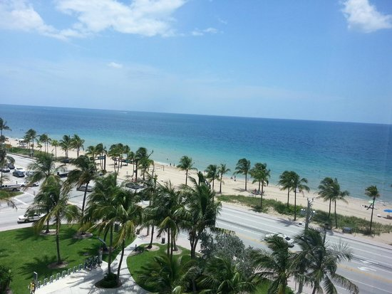 Sonesta Fort Lauderdale Beach: Room View