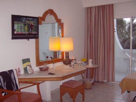 El Kantaoui Center : ROOM AT THE KANTA