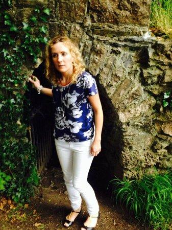 Belleek Castle: Wandering around the castle grounds