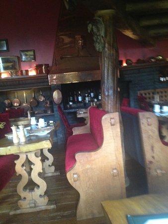 Belleek Castle: Restaurant