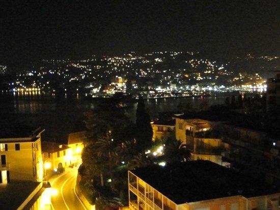 Grand Hotel Bristol Resort & Spa : Vue sur le port de Rapallo