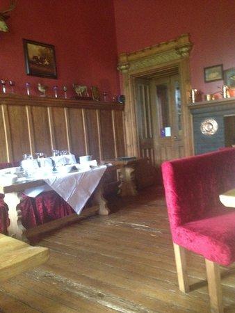 Belleek Castle: Restaurant - breakfast buffet