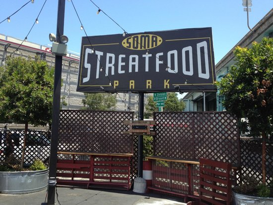 Streets of San Francisco Bike Tours : We stopped here for lunch