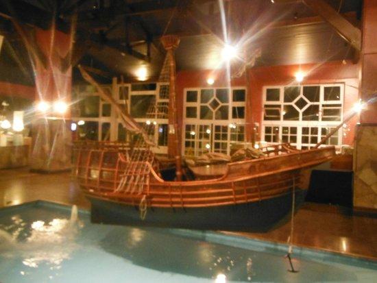 Sauipe Resorts: linda entrada