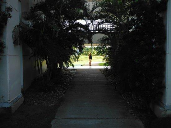 Sauipe Resorts: saliendo de las habitaciones