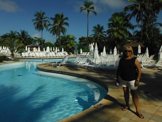 Sauipe Resorts: mucho espacio para nadar