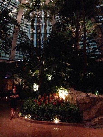 The Mirage Hotel & Casino: The Atrium