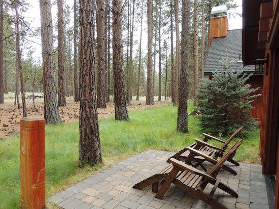 Five Pine Lodge & Spa: Lanai