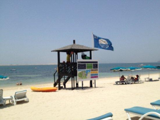JA Ocean View Hotel: Ja jebel ali resort shuttle ride away!