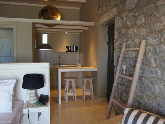 Melitsina Village Hotel: Our gorgeous studio