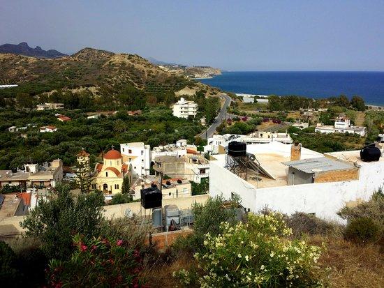 Villa Aliki: View from Vila Aliki