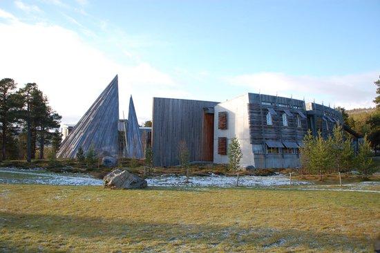 Scandic Karasjok : Sami Parliament