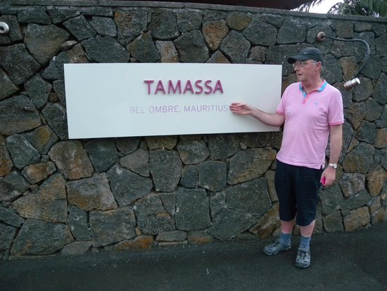 Tamassa : by the entrance