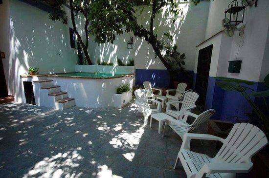 Casa de los Azulejos: Nueva piscina 2