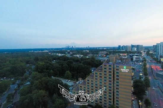 InterContinental Buckhead Atlanta: View