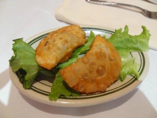Ipanema Restaurant: Pastel de Carne