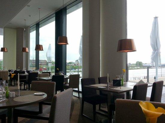 Steigenberger Hotel Bremen: Restaurant Blaufeuer im Hotel Steigenberger