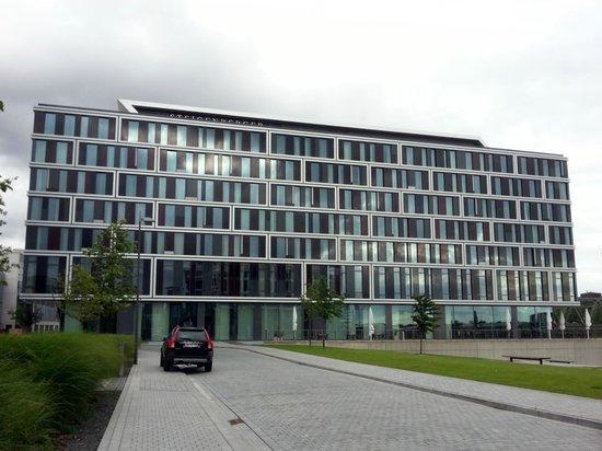 Steigenberger Hotel Bremen: Hotel Steigenberger, Bremen, Aussenansicht