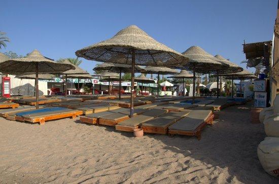 Hotel Novotel Sharm El Sheikh : Общественный пляж (рядом)