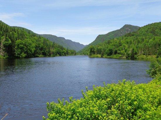 Le Domaine du Lac Saint Charles: National park Jacquec Cartier
