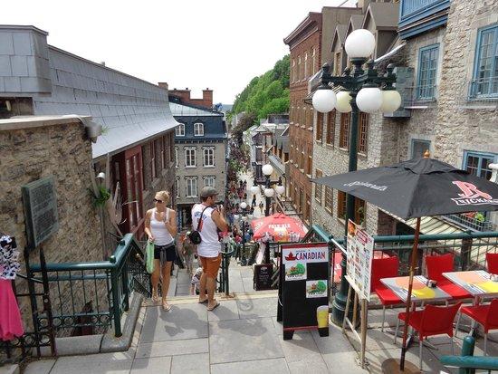 Le Domaine du Lac Saint Charles: Quebec city