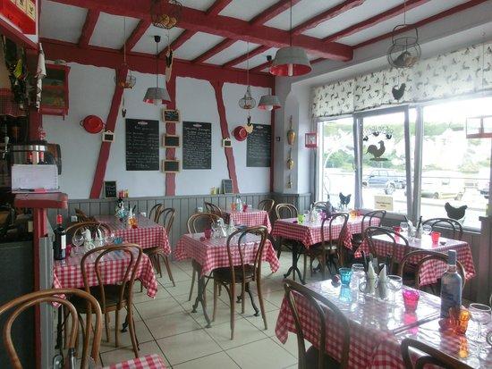 Le Juquin : Interieur restaurant