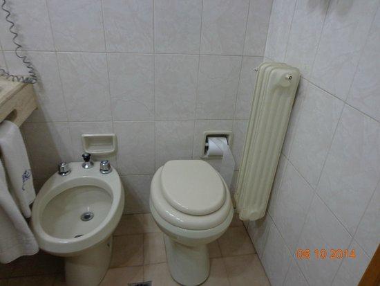 Oxford Hotel: Banheiro sempre limpo