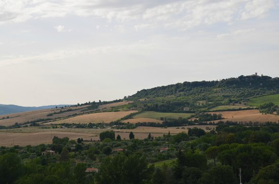 Villa Acquaviva: veduta