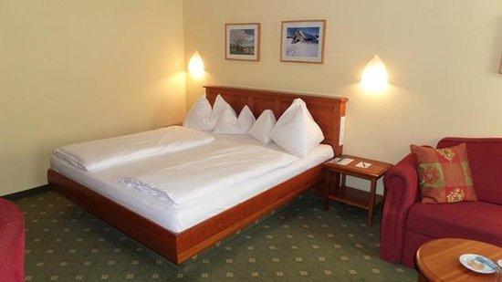 Romantik Hotel Goldener Stern: hier schläft sich´s gut