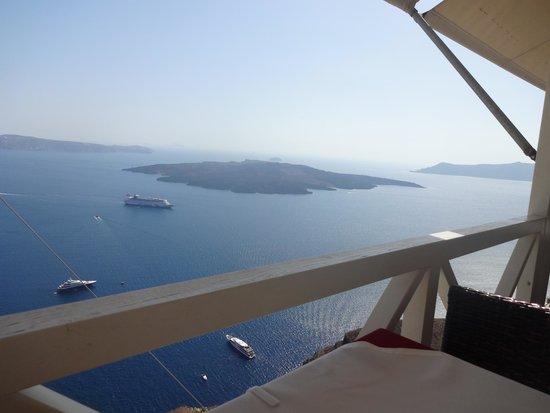 The Island Hotel : Santorini thomson trip