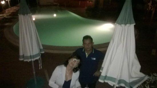 Hotel Terme La Pergola: ai bordi della piscina