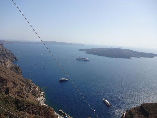 The Island Hotel : Santorini trip with thomson