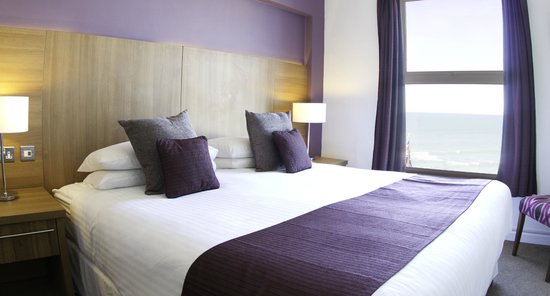The Esplanade Hotel : Seaview Double Room
