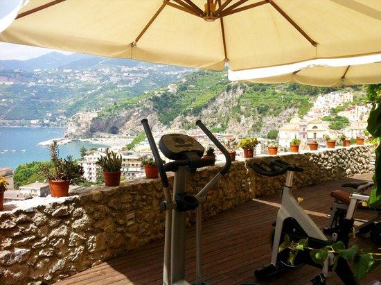 Hotel Botanico San Lazzaro: Fitness fanatics dream!