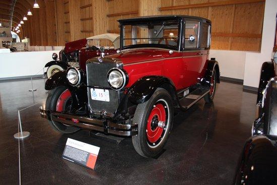 LeMay - America's Car Museum: Old Car