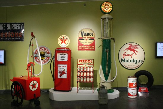 LeMay - America's Car Museum: Other displays