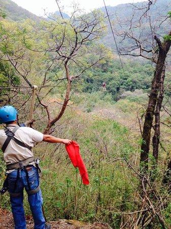 Reserva Natural Atitlan: Zip Lining