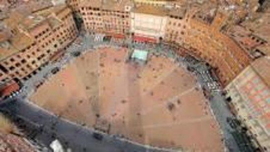 Affittacamere La Casina: Piazza del Campo Siena