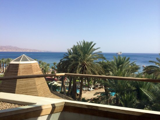 Royal Beach by Isrotel Exclusive Collection : A view from the 5th floor