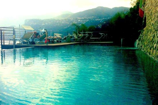 Hotel Botanico San Lazzaro: Infinity pool