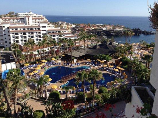Be Live Experience Playa La Arena : vista desde la room