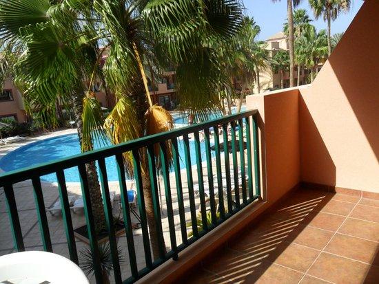 Labranda Aloe Club Resort: vista dal balcone camera