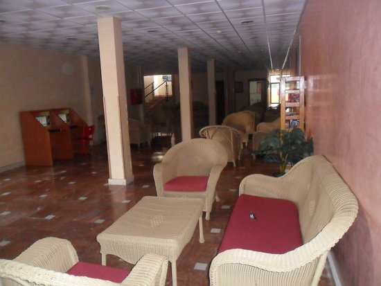 Labranda Aloe Club Resort: sala lettura/relax